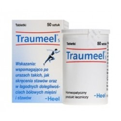 Traumeel S *50 comprimate