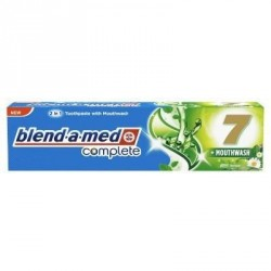 Pasta De Dinti Blend A Med Complete 7 Herbal 150ml