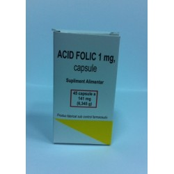 Acid Folic 1mg
