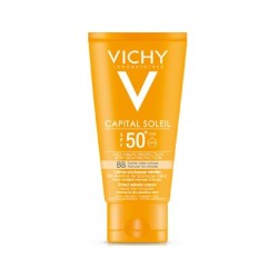 Vichy Ideal Soleil BB Crema 50+ 50ml ten normal-uscat