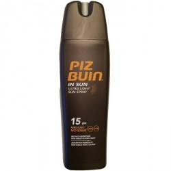 Pizbuin Lotiune Ultralight Spray Spf 15
