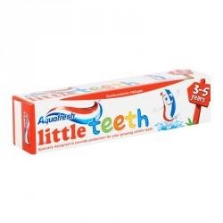 Pasta Dinti Aquafresh Little Teeth 3-5 Ani