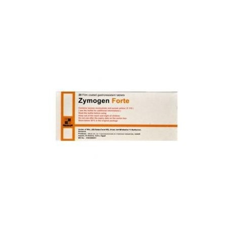 Zymogen Forte 200mg