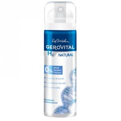 Gerovital H3 Deo Natural 150ml