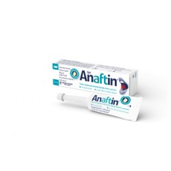 Anaftin 12% 8ml Gel Oral