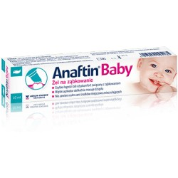 Anaftin Baby 10 Ml Gel Gingival