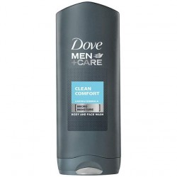 Dove Gel Dus Men Clean Comfort 250ml