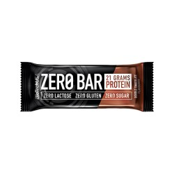 Baton Zero Bar Double Chocolate 50g