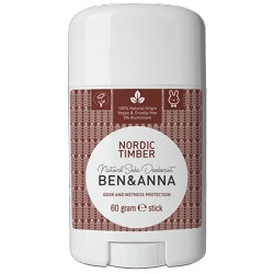 Ben And Anna Nordic Timber Deodorant natural, 60g