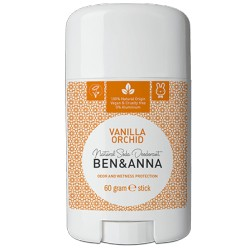Ben And  Anna Vanilla Orchid Deodorant natural, 60g