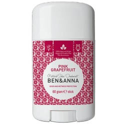 Ben And Anna Pink Grapefruit Deodorant natural, 60g