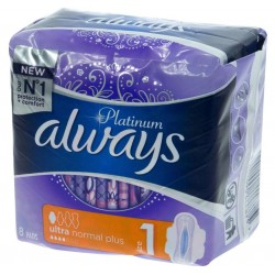 Always Platinium Ultra Normal Plus
