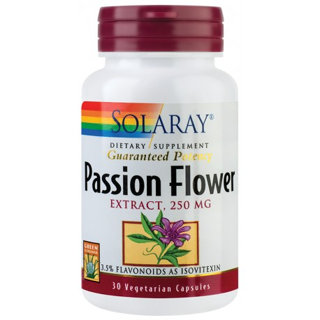Passion Flower 250mg Solaray