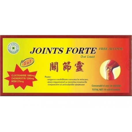 Joints Forte Fara Alcool 10 Ml
