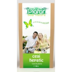 Ceai Hepatic, 50 g, Plafar
