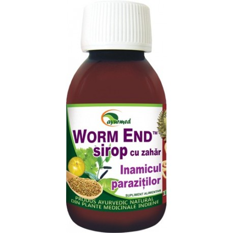 Worm End Sirop  100ml
