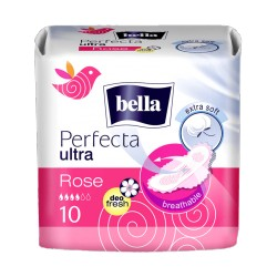 Bella Perfecta Rose X10 Deo Fresh