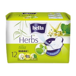 Bella Absorbante Herbal Flori Tei