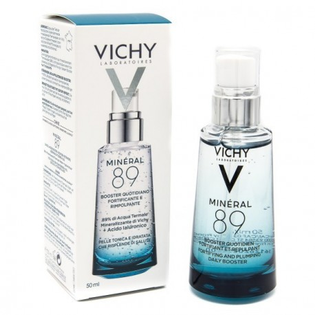 Vichy Mineral 89 Gel Booster Zilnic  50