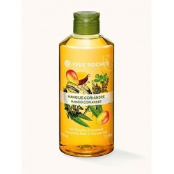 Yves Rocher Gel Dus Mango Coriandru 400 ml