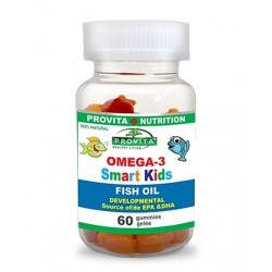 Smart Kids Omega 3 60 Jeleuri