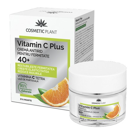Cp- Cr.antirid Fermitate 40+ 50ml Vit C