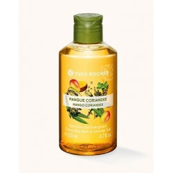 Yves Rocher Gel Dus Mango Coriandru 200 ml