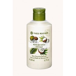 Yves Rocher Gel Dus Nuca Cocos 200 ml