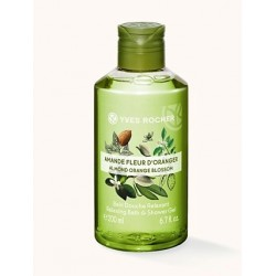 Yves Rocher Gel Dus Migdale Flori Portocal 200 ml