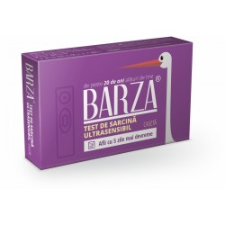 Test Sarcina Barza Card Ultra Sensitiv