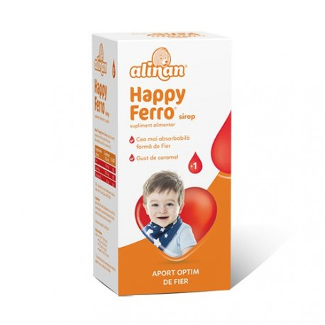 Alinan Happy Ferro 100ml