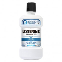 Apa De Gura Listerine Advanced White 500