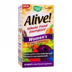 Alive Women S Ultra 30cpr