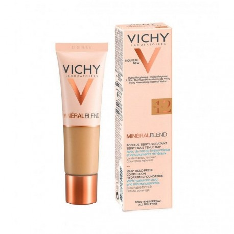 Vichy Mineral Blend 12 Fond Ten 30ml