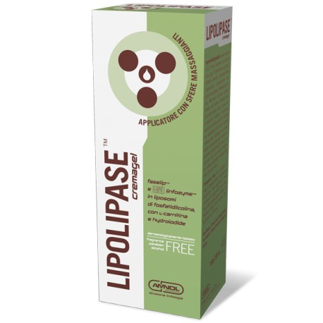 Lipolipase Crema Gel 150ml