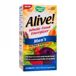 Alive Men S Ultra 30cpr