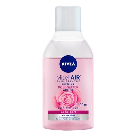 Nivea Apa Micelara Rose 400ml