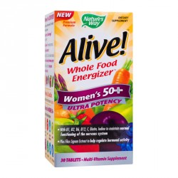 Alive Women S 50+ Ultra 30cpr