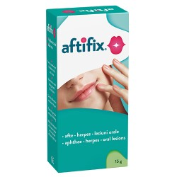 Aftifix Gel Oral 15g