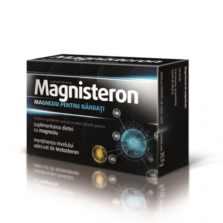 Magnisteron 30cpr