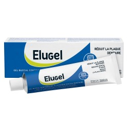 Elugel Gel Igiena Orala, 40 ml, Pierre Fabre