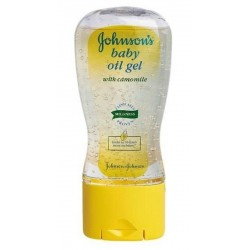Johnson's Baby Ulei-gel Cu Musetel 200ml
