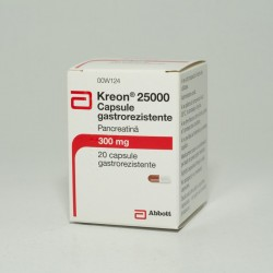 Kreon 25000 300mg