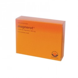 Magnerot 500mg*100
