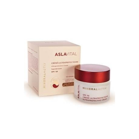 Aslavital Crema ultraprotectoare 50ml