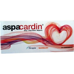 Aspacardin 180mg