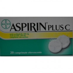 Aspirin Plus C*20