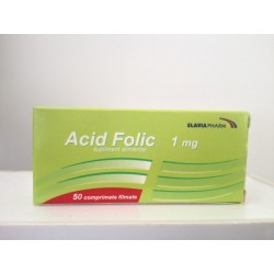 Acid Folic1mg