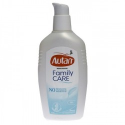 Autan Family Care gel 100ml