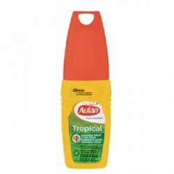 Autan Tropical Lotiune 100ml